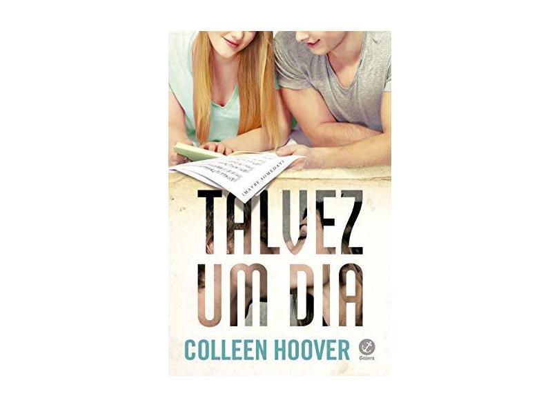 Talvez Um Dia - Colleen Hoover - 9788501050311