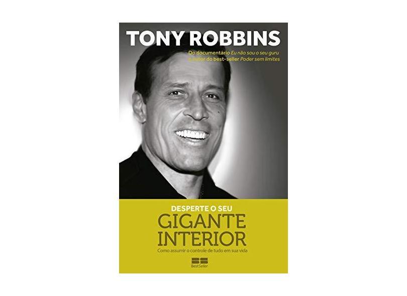 Desperte Seu Gigante Interior - Robbins, Tony - 9788546500444