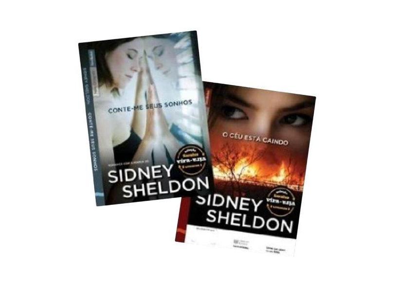 Conte-Me Seus Sonhos E O Ceu Esta Caindo (2 Em 1) - Sidney Sheldon - 9788577992638