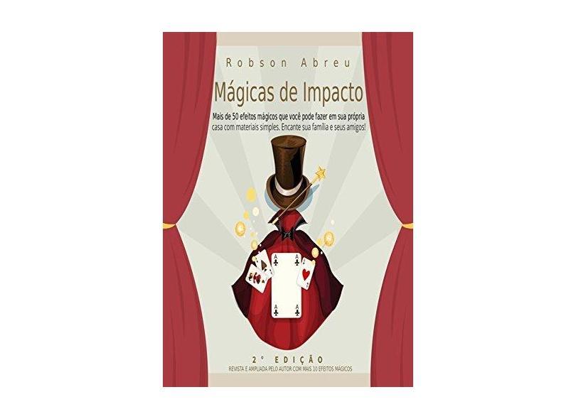 Mágicas de Impacto - Robson Abreu - 9788591691654