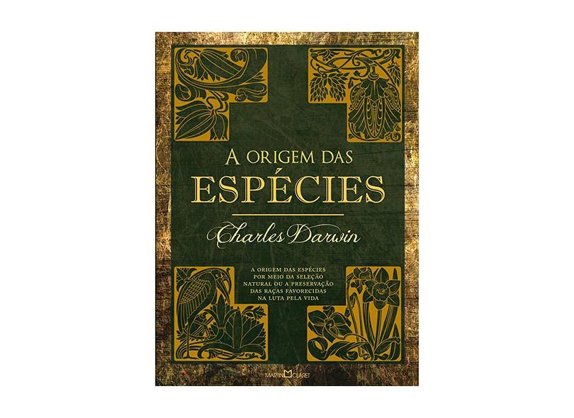 A Origem Das Espécies - Edição Ilustrada - Darwin, Charles - 9788572329859
