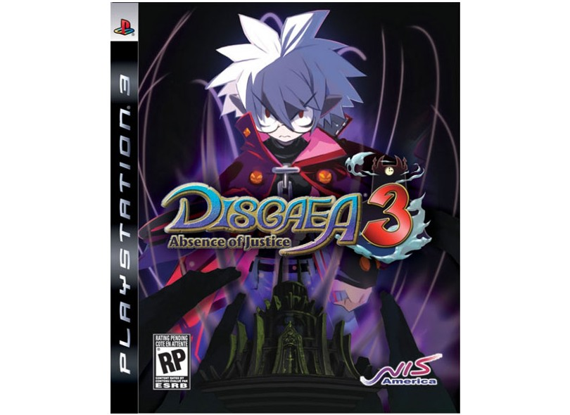 Jogo Disgaea 3 Absence of Justice Atlus PS3