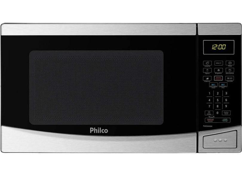 Micro-ondas Philco 26 l PMO26INOX Inox