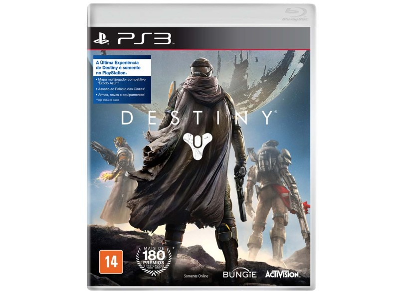 Jogo Destiny PlayStation 3 Activision