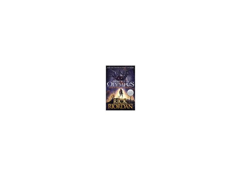 The Mark of Athena (Heroes of Olympus Book 3) - Rick Riordan - 9780141335766