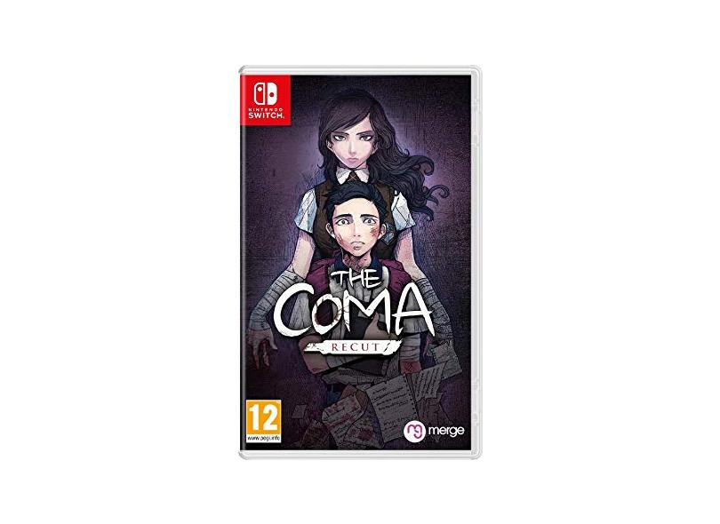 Jogo the Coma: Recut Digerati Distribution Nintendo Switch