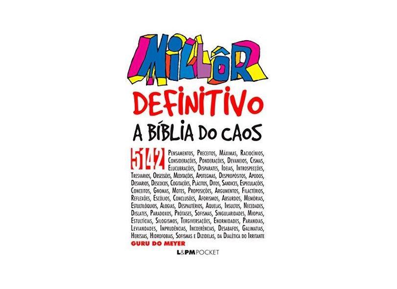 Millor Definitivo - Pocket / Bolso - Fernandes, Millôr - 9788525411853