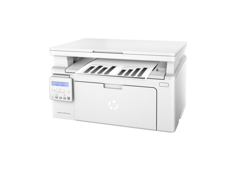 Multifuncional HP Laserjet Pro M130NW Laser Preto e Branco Sem Fio