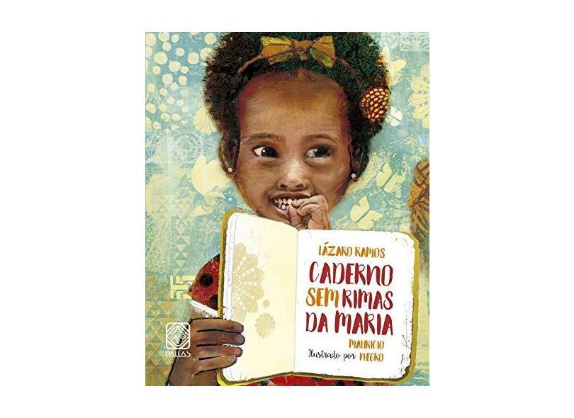 Caderno sem Rimas da Maria - Lázaro Ramos - 9788534705448