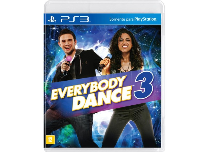 Jogo Everybody Dance 3 Sony