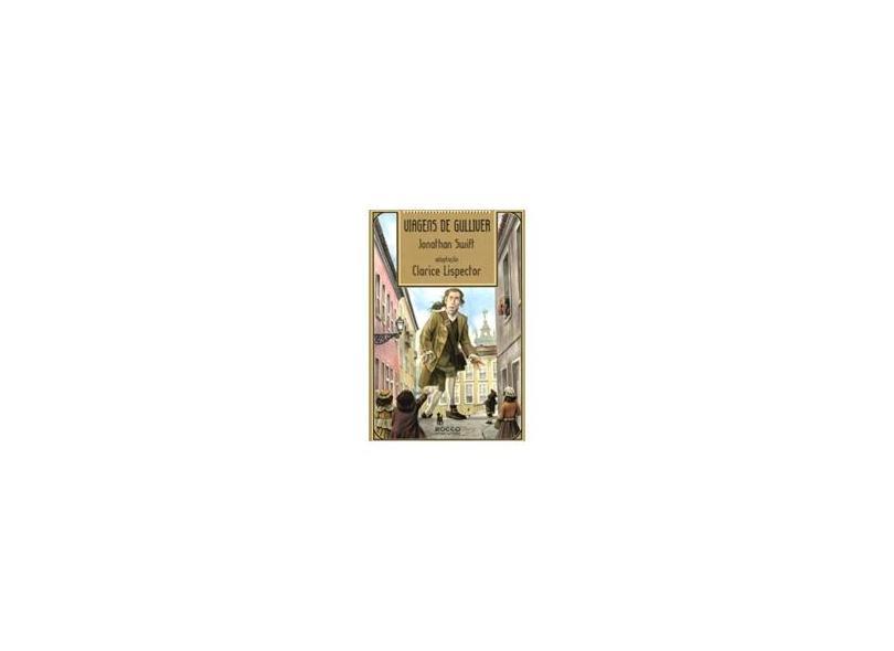 Viagens de Gulliver - Jonathan Swift - 9788532520159