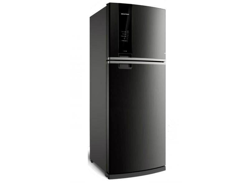 Geladeira Brastemp Frost Free Duplex 462 l Inox BRM56AK