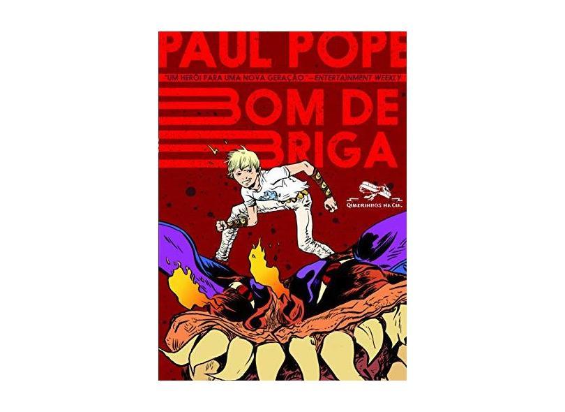 Bom de Briga - Paul Pope - 9788535924077