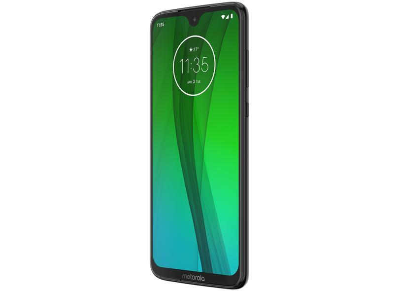 Smartphone Motorola Moto G G7 XT1962-4 64GB Qualcomm Snapdragon 632 12,0 MP Android 9.0 (Pie) 3G 4G Wi-Fi