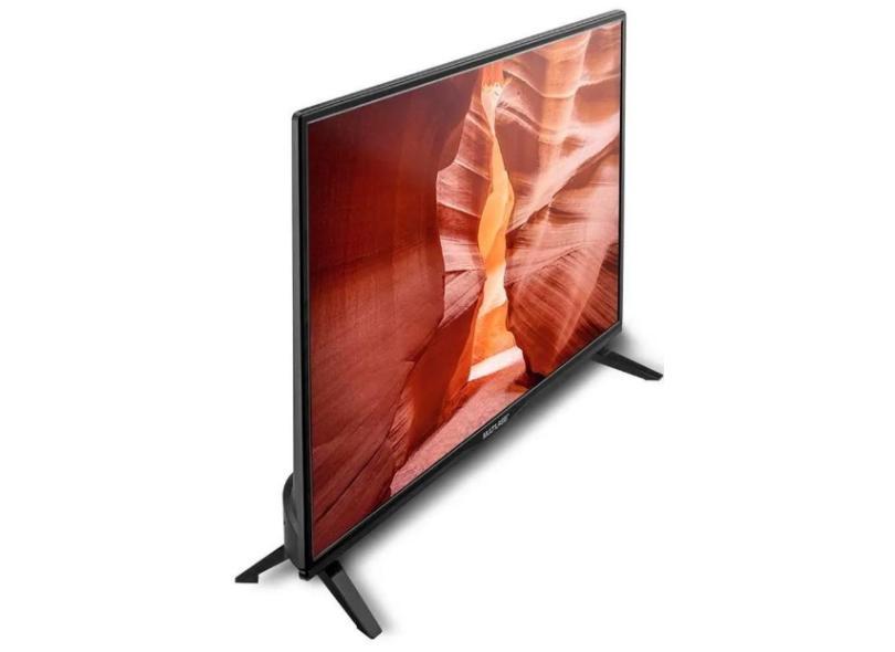 """TV LED 43 """" Multilaser Full TL018 2 HDMI"""