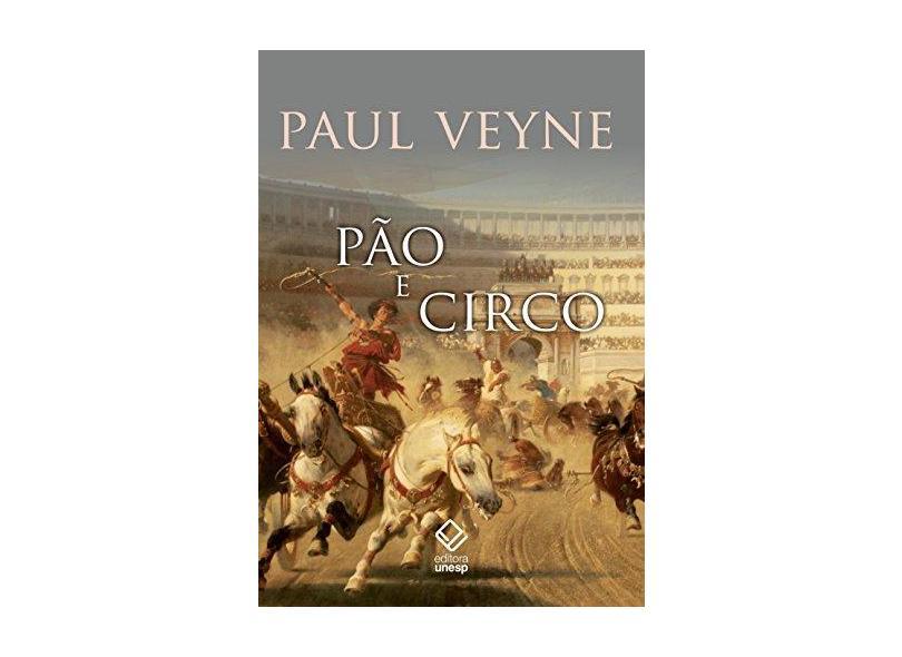Pão e Circo - Paul Veyne - 9788539306060