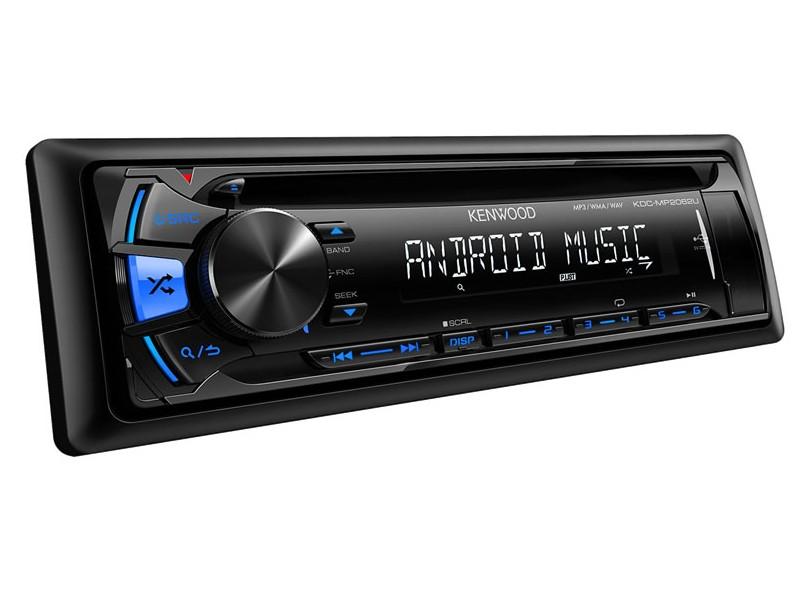 CD Player Automotivo Kenwood KDC-MP2062U