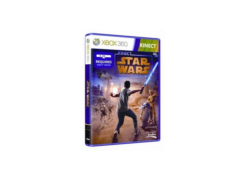 Jogo Kinect: Star Wars LucasArts XBox 360