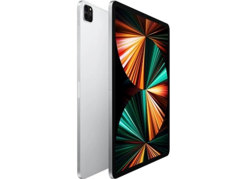 """Tablet Apple iPad Pro 4ª Geração Apple M1 4G 256.0 GB Liquid Retina 11.0 """" iPadOS 14"""