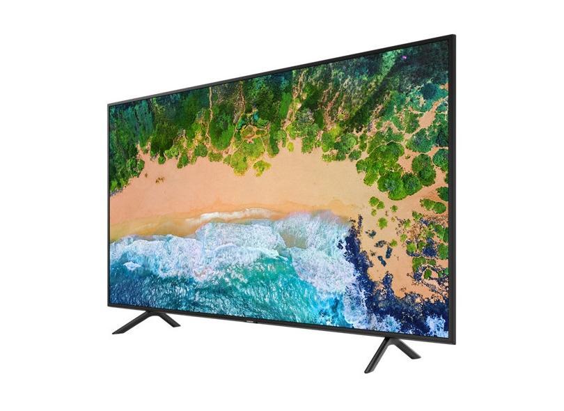 """Smart TV TV LED 43 """" Samsung 4K 43NU7100 3 HDMI"""