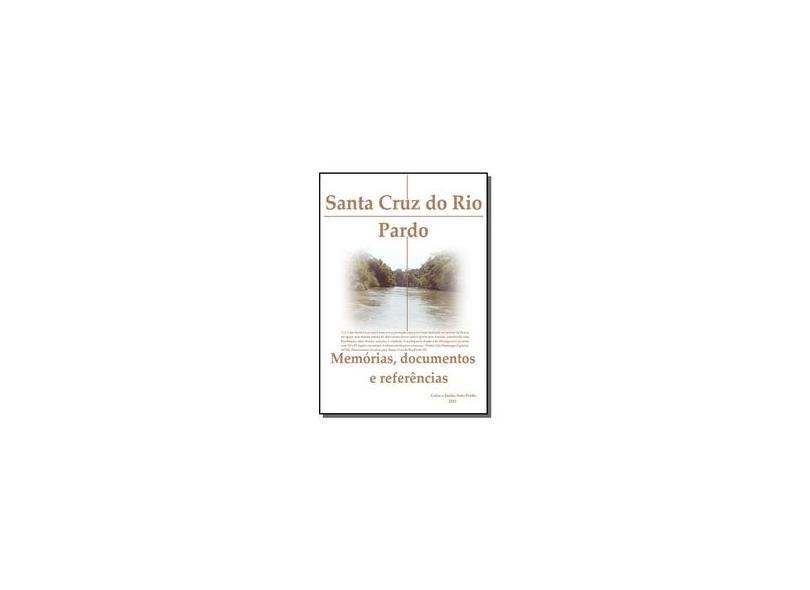 Santa Cruz do Rio Pardo - Celso - 9788591345229