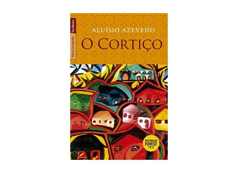 O Cortiço - Nova Ortografia - Bestbolso - Azevedo, Aluísio - 9788577991709