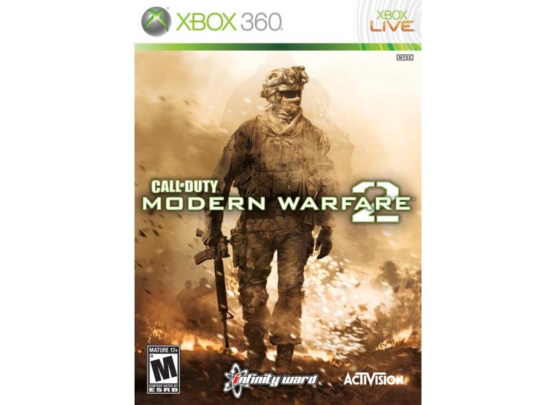 Jogo Call of Duty MW2 Activision Xbox 360