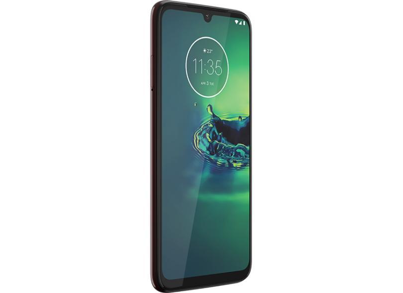 Smartphone Motorola Moto G G8 Plus 64GB Câmera Tripla Qualcomm Snapdragon 665 2 Chips Android 9.0 (Pie)