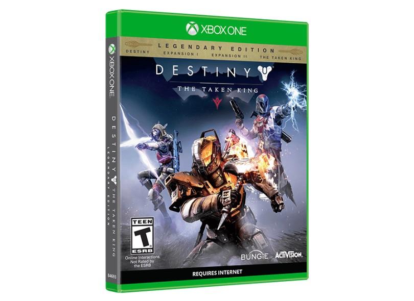 Jogo Destiny The Taken King Xbox One Activision