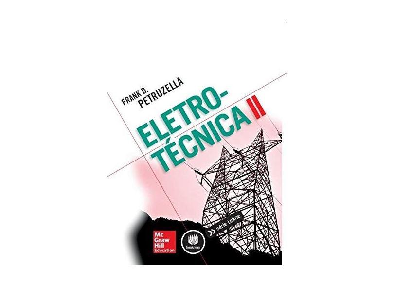 Eletrotécnica II - Petruzella, Frank D. - 9788580552881