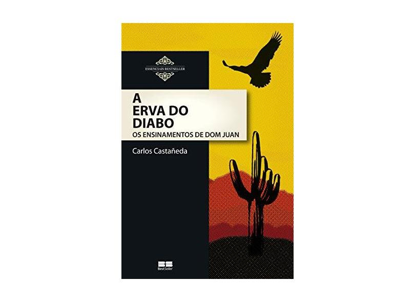 A Erva do Diabo - Castañeda, Carlos - 9788576846598