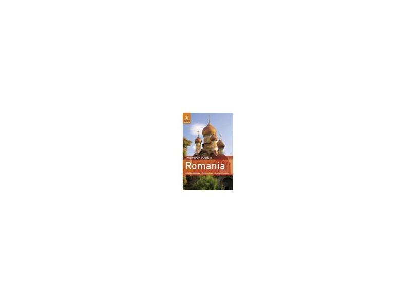 Rough Guide Romania 6e - Rough Guides - 9781848368873