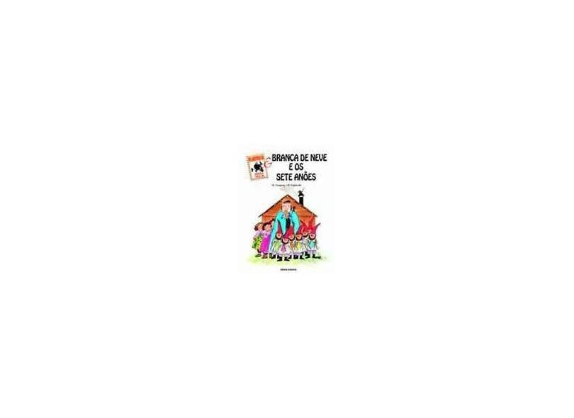 Branca de Neve e os Sete Anões - Col. As Trigêmeas - Capdevila, Roser - 9788526248878
