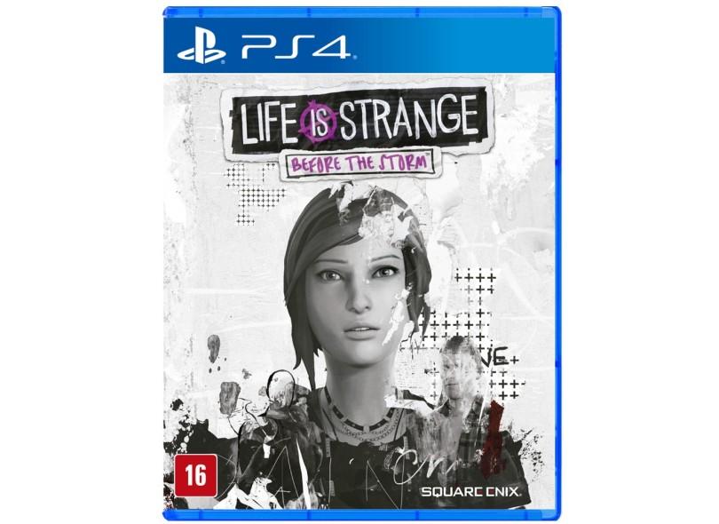 Jogo Life Is Strange Before The Storm PS4 Square Enix