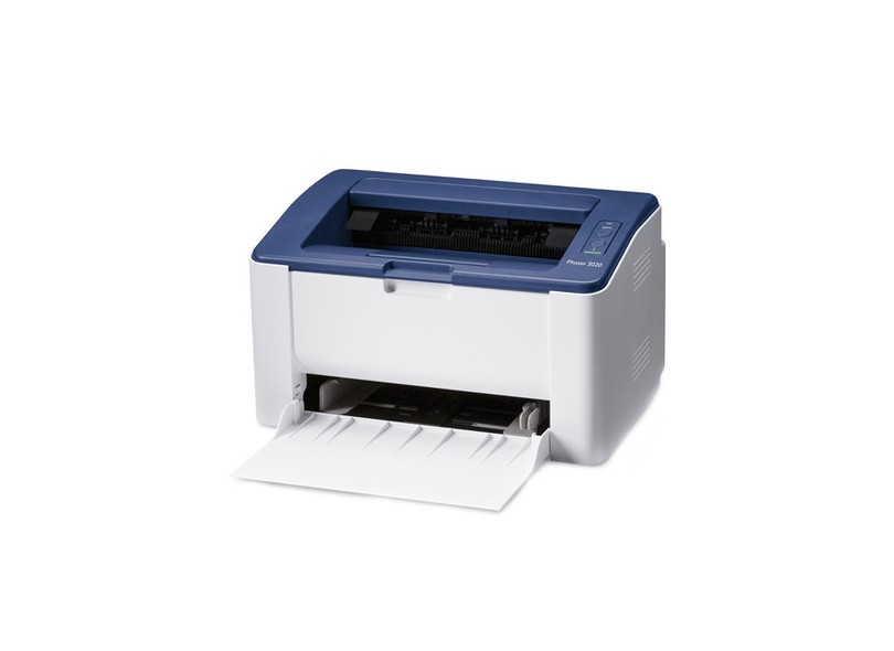 Impressora Xerox Phaser 3020 Laser Preto e Branco Sem Fio