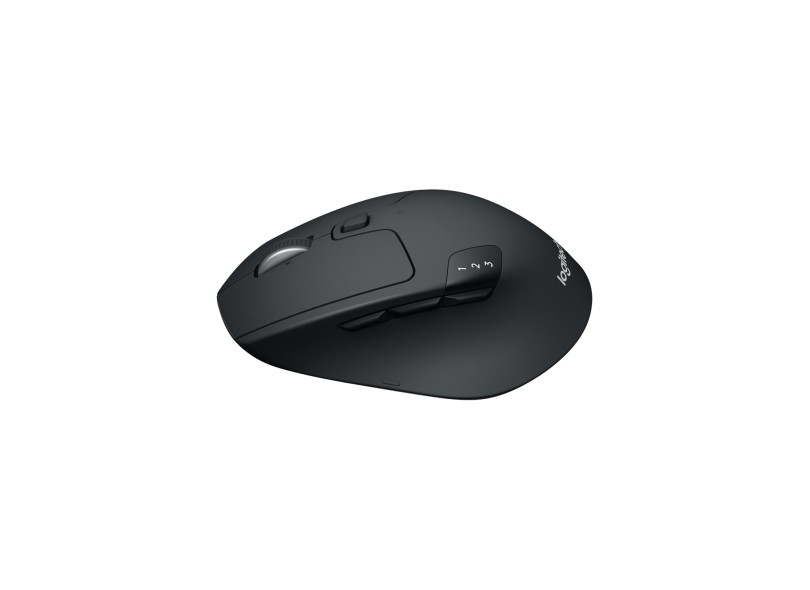 Mouse Óptico Notebook sem Fio M720 Triathlon - Logitech