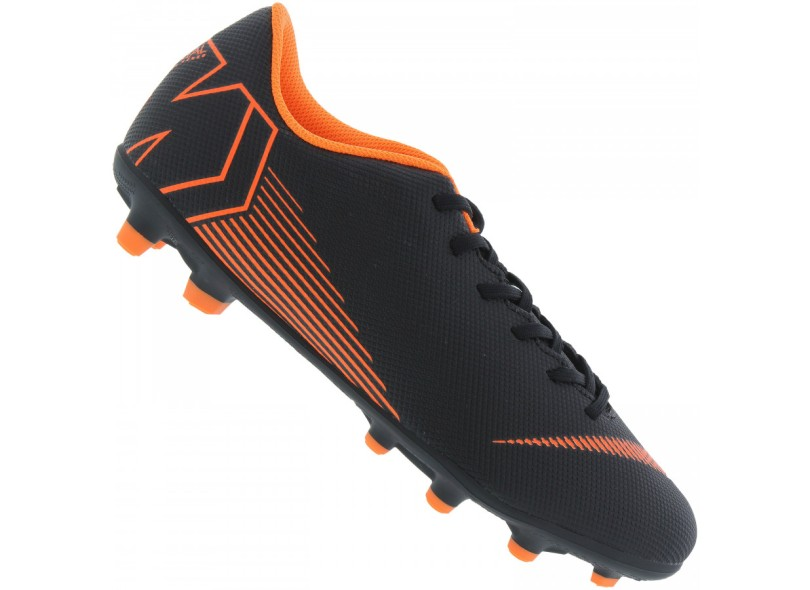 Chuteira Campo Nike MercurialX Vapor XII Club MG Infantil