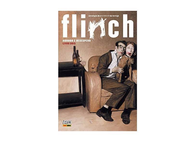 Flinch - Horror e Desespero Livro Dois - Carey,mike - 9788542612196