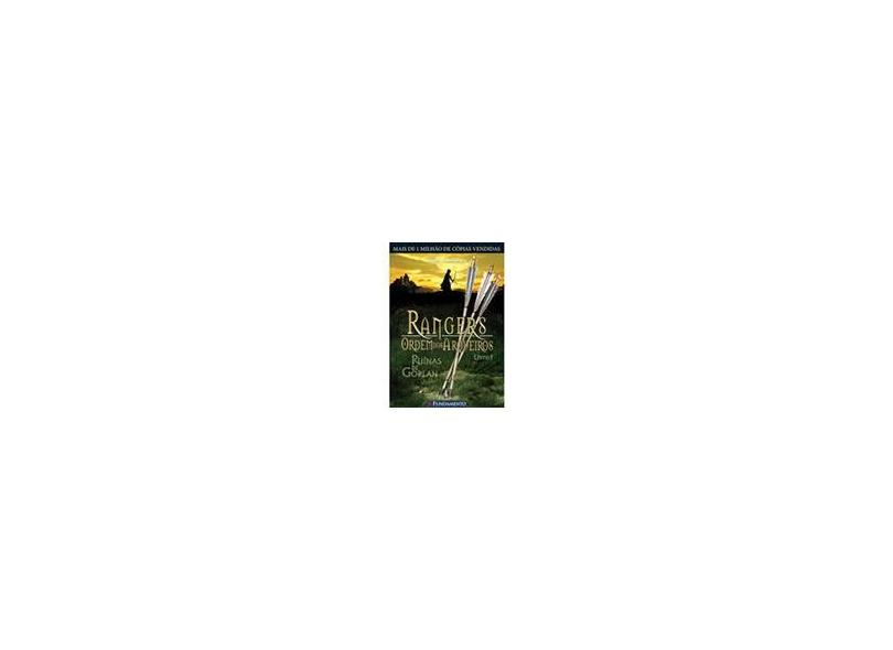 Rangers - Ordem dos Arqueiros 1 - Flanagan, John - 9788576762775
