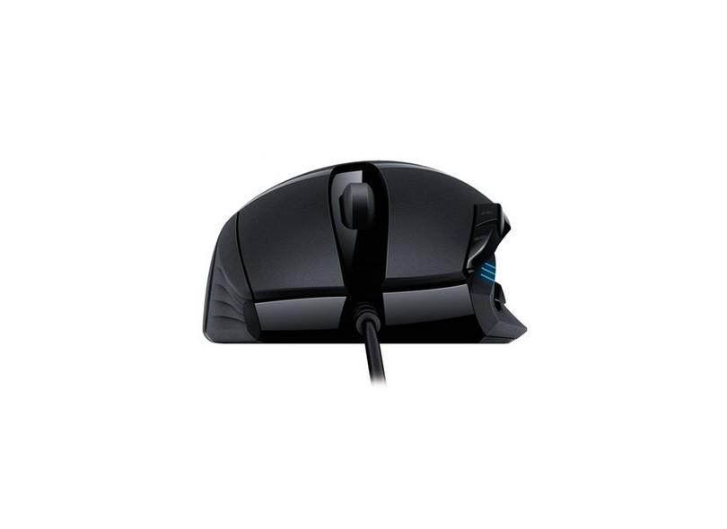 Mouse Óptico USB Hyperion Fury - Logitech