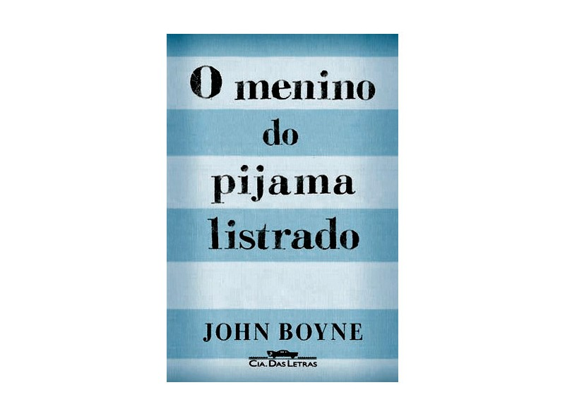 O Menino do Pijama Listrado - Boyne, John - 9788535911121