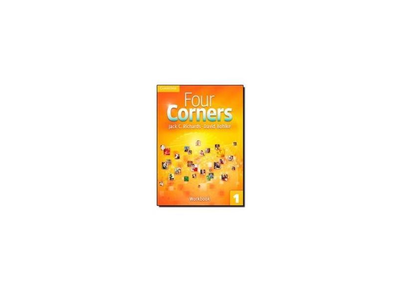 Four Corners - Level 1 - Workbook - Jack C. Richards; Jack C. Richards - 9780521126540
