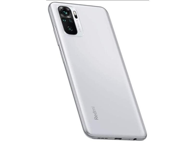Smartphone Xiaomi Redmi Note 10 4GB RAM 4 GB 64GB Câmera Quádrupla 2 Chips Android 11