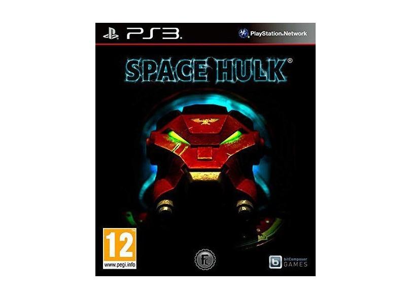Jogo Space Hulk PlayStation 3 Funbox