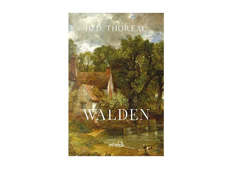 Walden, Ou A Vida Nos Bosques - Henry David Thoreau - 9788552100133