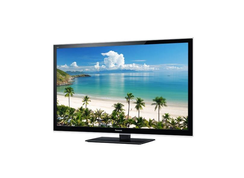 """TV LED 47"""" Panasonic Viera Full HD 4 HDMI TC-L47E5B"""