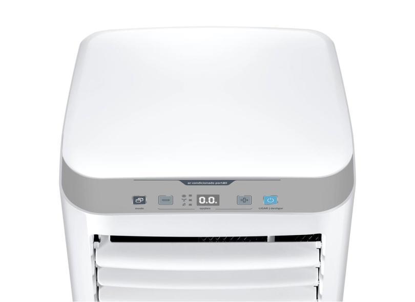 Ar Condicionado Portátil Springer Midea 12000 BTUs Controle Remoto Frio MPH-12CRV1