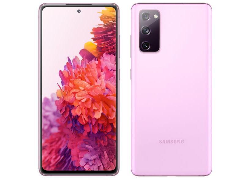 Smartphone Samsung Galaxy S20 FE SM-G780F 8 GB 256GB Câmera Tripla 2 Chips Android 10