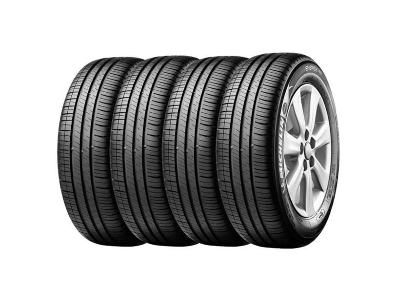 Kit 4 Pneus para Carro Michelin Energy XM2 Aro 14 175/70 88T