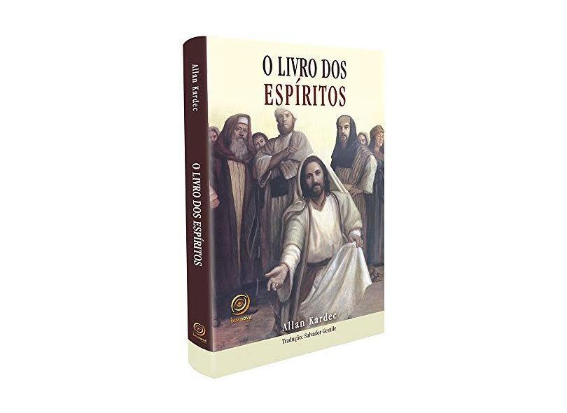 O Livro dos Espíritos - Kardec Allan - 9788599772096